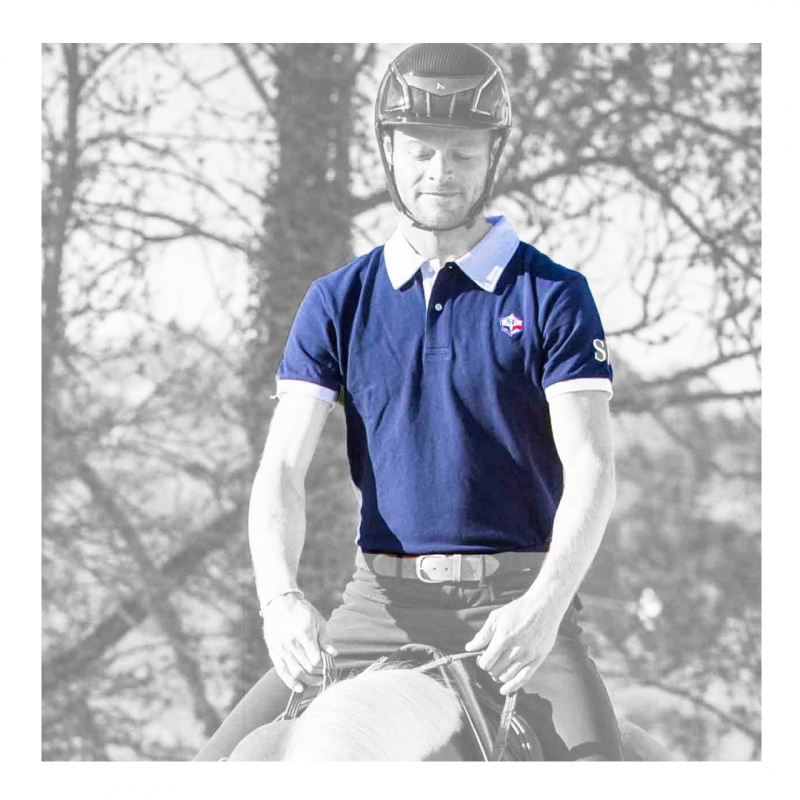 POLO EQUITATION HOMME, ORIENT EXPRESS