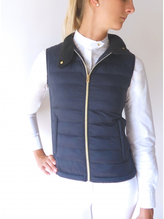 LIGHT DOWN BODY WARMER